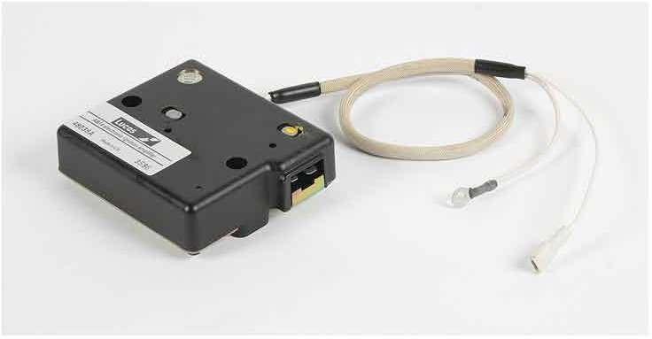 Jaguar Ignition amplifier