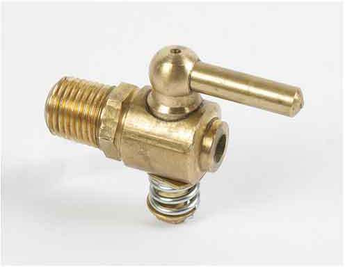 Triumph Water drain tap