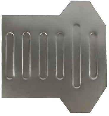 Stiffener plate