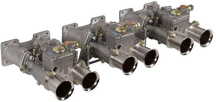 Aston Martin Carburettors