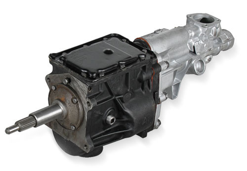 MG 5-speed gearbox