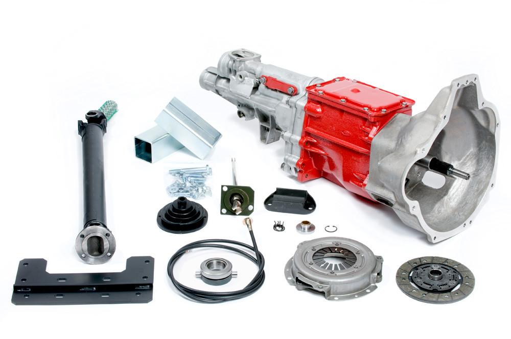 Sprite / Midget 5-speed gearbox conversion kit