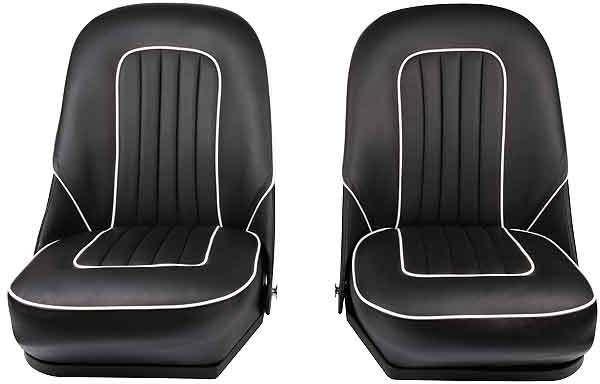 Austin Healey Leather seats