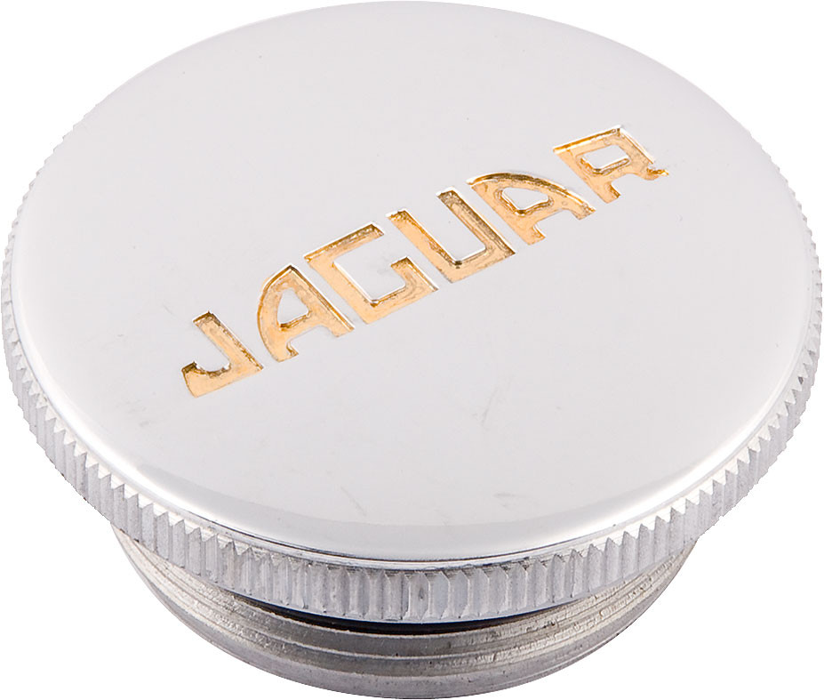 Jaguar Oil filler cap