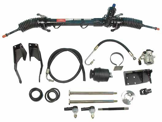 Jaguar Power steering conversion kit