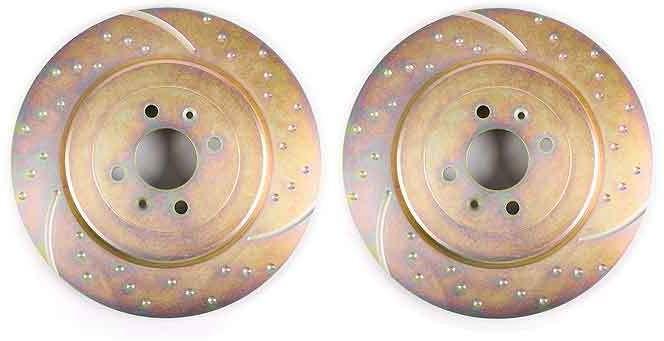 MG Brake discs