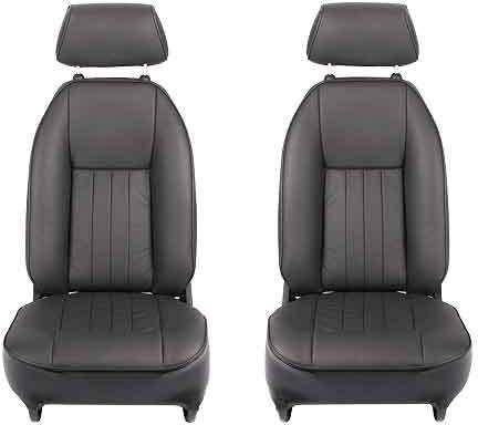 MG Leather seats