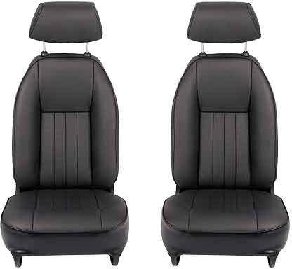 MG Leather seats