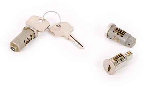 Jaguar Private lock set