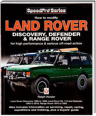 How to modify Land Rover