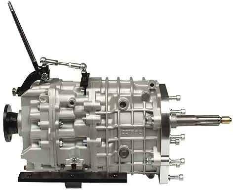 Jaguar 5-speed gearbox