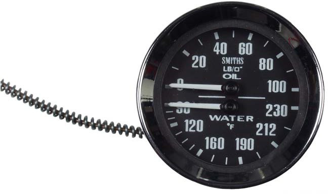 Sprite / Midget Dual gauge