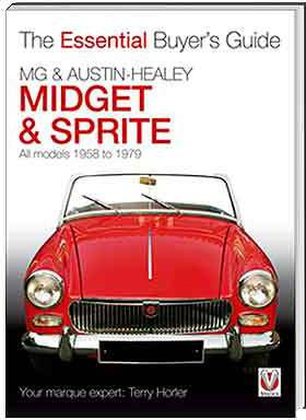 MG Midget & AH Sprite