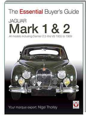 Jaguar MK1 & 2