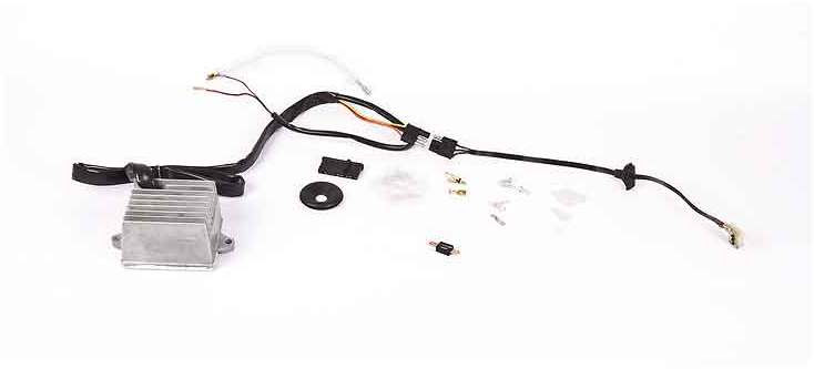 Ignition amplifier