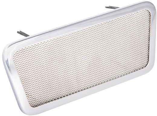 Speaker surround bezel