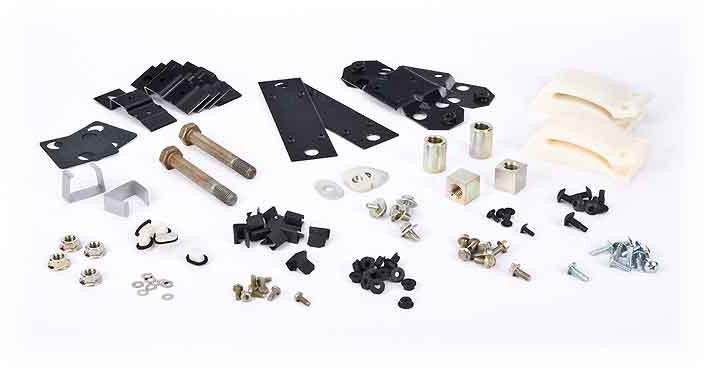 Jaguar Fitting kit