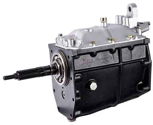 Jaguar Gearbox