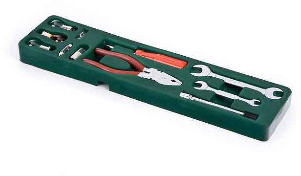 Jaguar On board tool kit