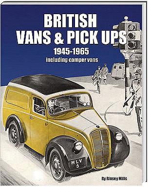 British Vans & Pick Ups