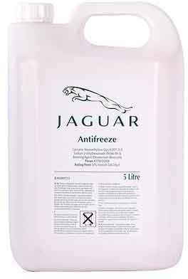 Jaguar Anti-freeze coolant