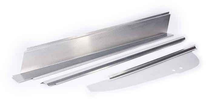 Austin Healey Aluminium covers
