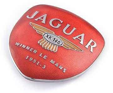 Jaguar Medallion