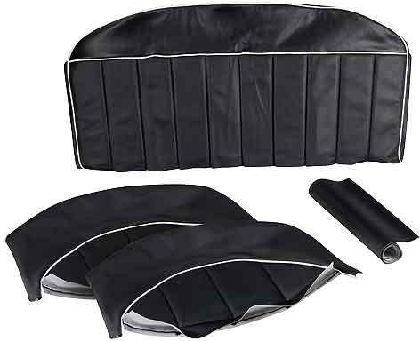 Austin Healey Leather seat covers