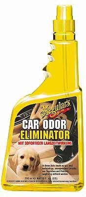 Car odour eliminator