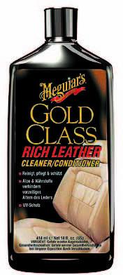Rich leather claener/conditioner