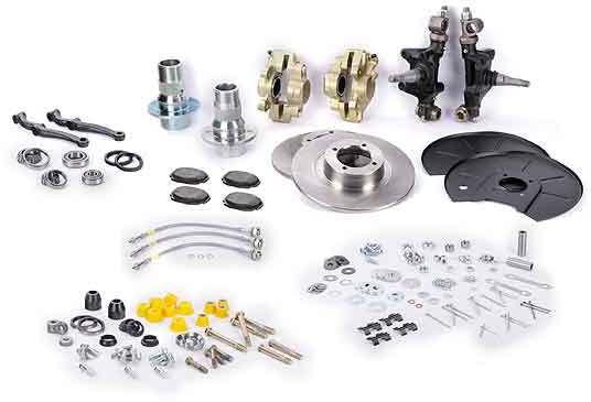 MG Disc brake conversion kit