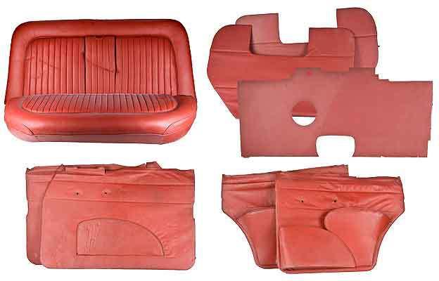 Jaguar Interior trim kit