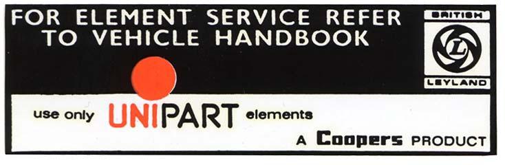 MG Sticker