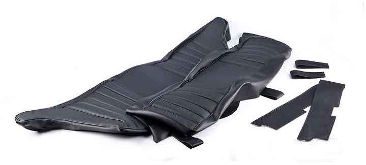 MG Leather seat covers