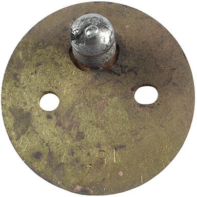 MG Throttle disc