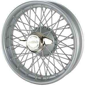 Jaguar Wire wheel