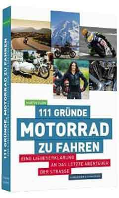 111 Gründe Motorrad zu fahren