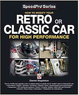 How to modify your retro or classic car for high performance