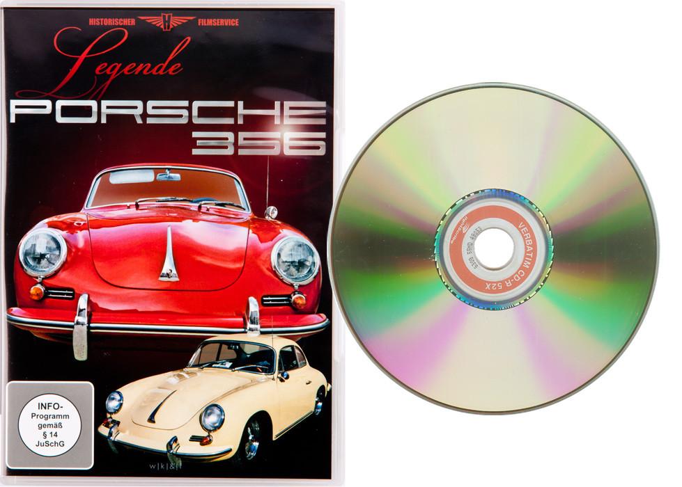 Legende Porsche 356