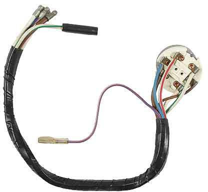 MG Ignition switch