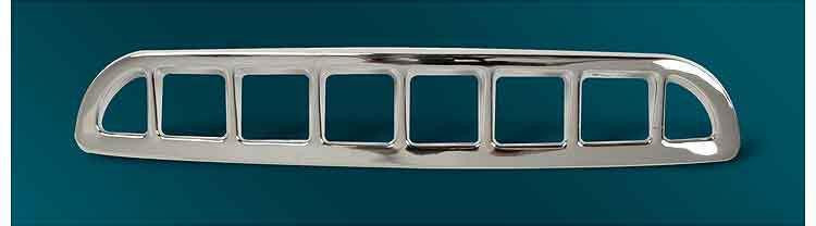 MG Air intake grille