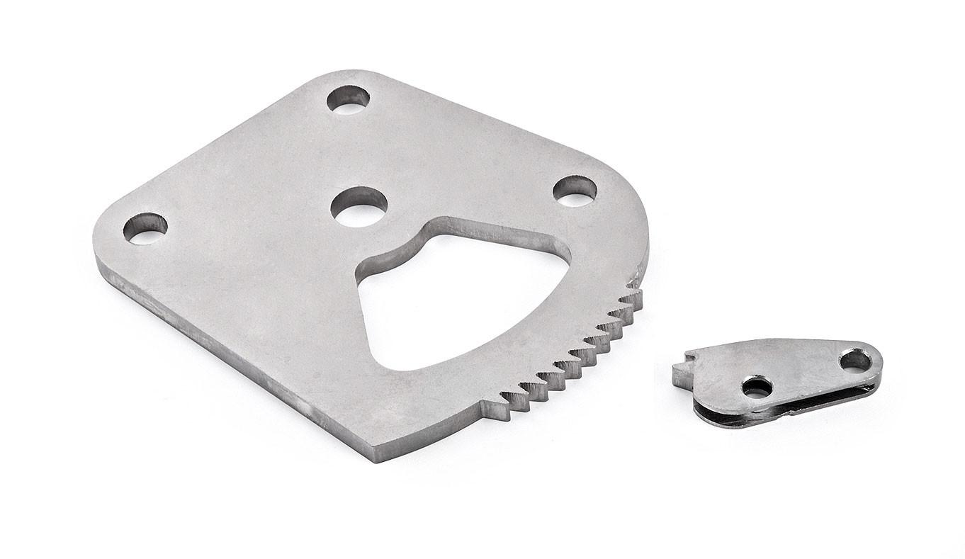 Jaguar Ratchet plate