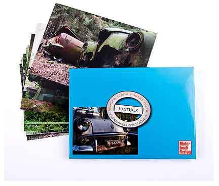 Post card set