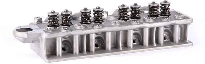 Triumph Cylinder head