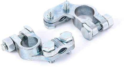 Terminal clamps