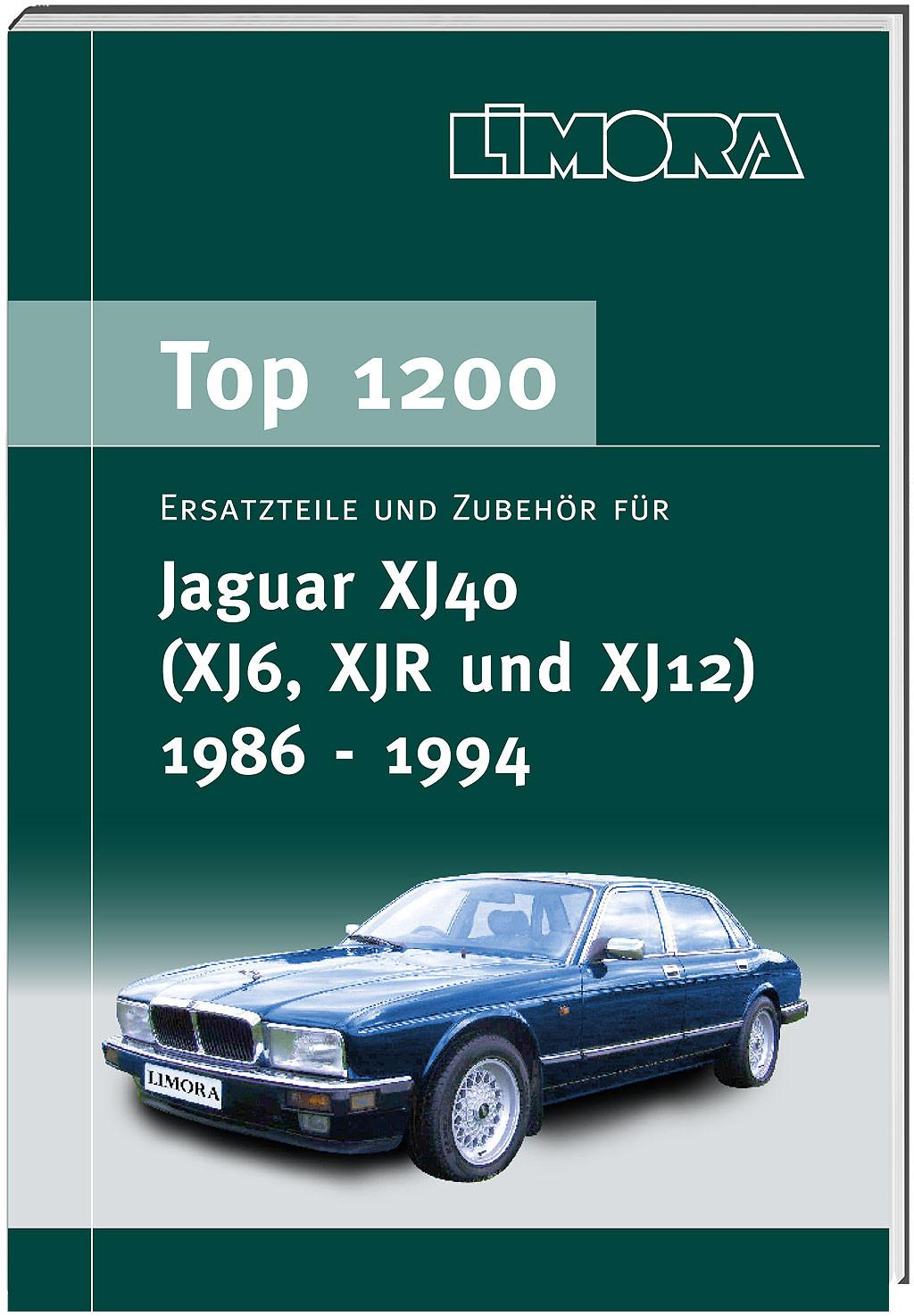 Jaguar Parts catalogue
