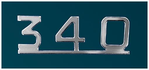 Jaguar Nameplate