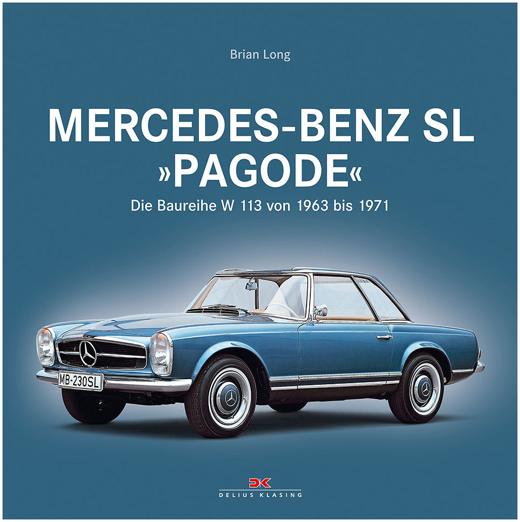 Mercedes-Benz SL Pagode