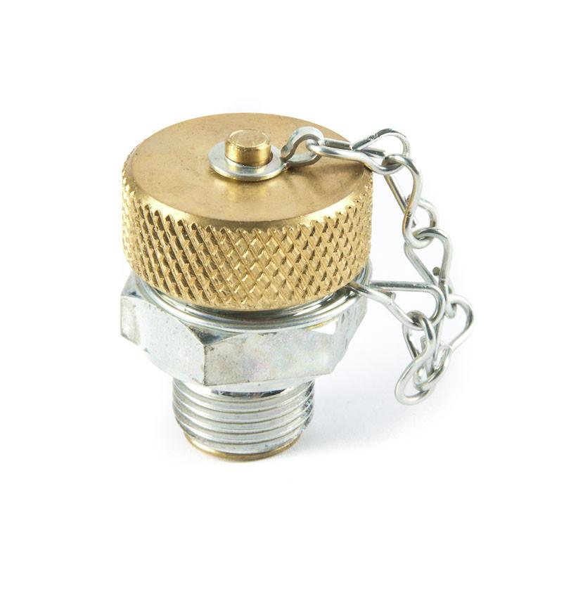 Oil drain valve