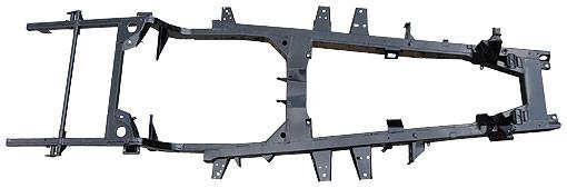 Jaguar Chassis frame